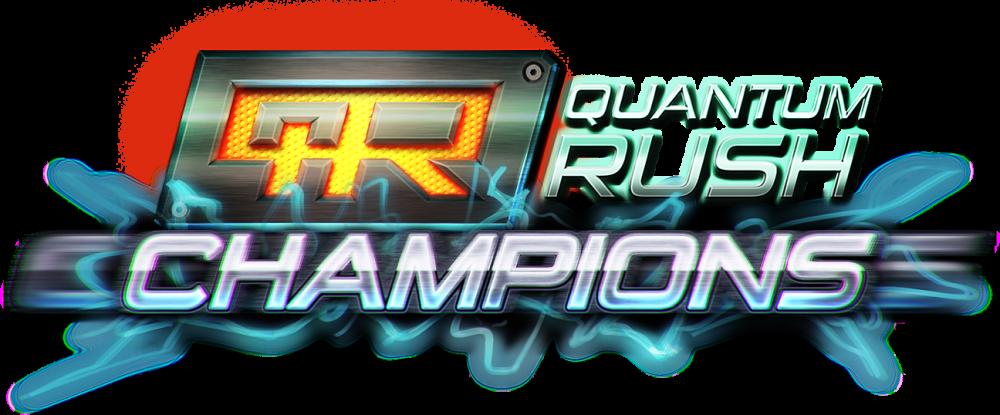 New Quantum Rush Champions Logo